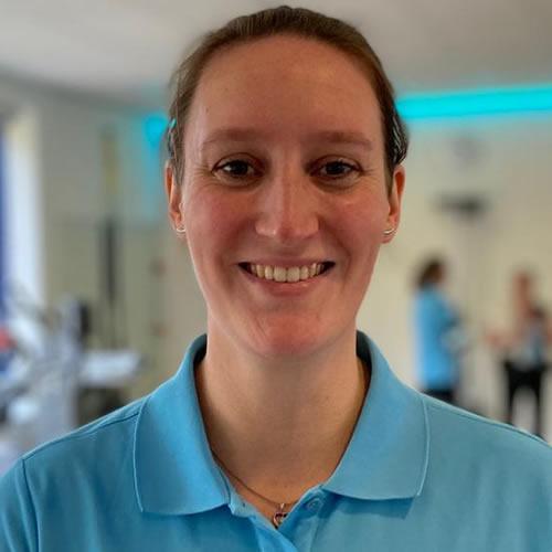 Wilma van Kooij   Fysiotherapeut