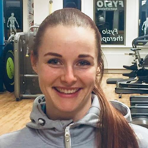 Nena Hansen | fysiotherapeut
