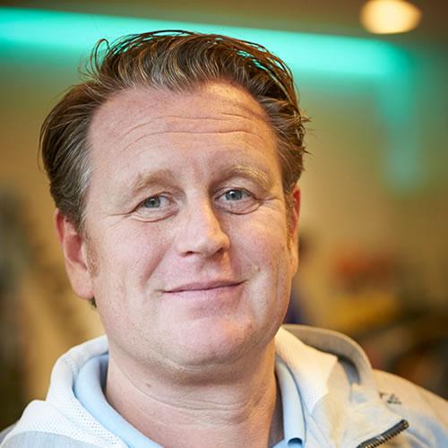 Johan Lemckert | mede-eigenaar, fysiotherapeut