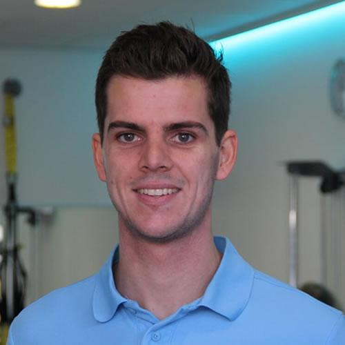 Max Joosten   fysiotherapeut