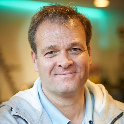 Peter Kruft | mede-eigenaar, (sport)fysiotherapeut