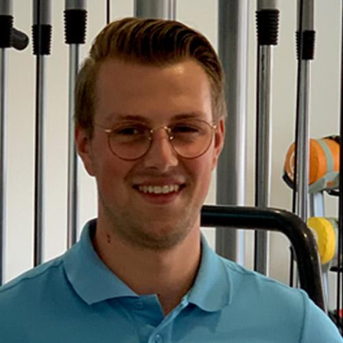 Stefan Casteleijn | fysiotherapeut