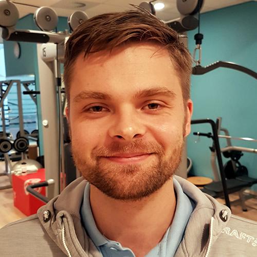 Jurre Haarsma|Fysiotherapeut